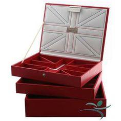 Red jewelry box?