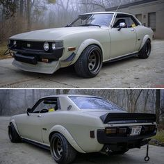 Classic Japanese Cars, Japanese Sports Cars, Classic Cars, Tuner Cars, Jdm Cars, Toyota Cars, Toyota Celica, Dodge Muscle Cars, Datsun 240z