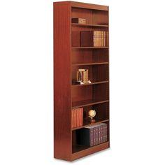 Safco 1506CYC Square-Edge Bookcase #1506CYC #Safco #ShelvingUnits/Bookcases  https://www.officecrave.com/safco-1506cyc.html