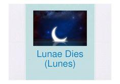 Dies Lunae, por Rocío Muñoz