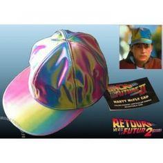 La casquette de Marty Mc Fly retour vers le futur - Geek - CommentSeRuiner.com