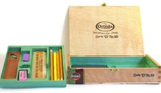 Portable Office Supply Set III for Readers Custom by askamarmot