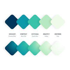 Flat Color Palette, Colour Pallette, Color Palate, Colour Schemes, Color Patterns, Ui Color, Color Tag, Gradient Color, Web Design