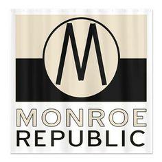 Image result for Monroe Republic flag