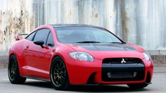 Mitsubishi Eclipse: Information about model, images gallery and complete modifications list