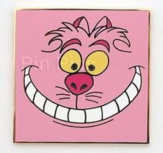 Pin 26505: Disney Auctions (P.I.N.S.) - Cheshire Cat Face