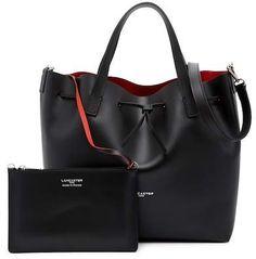 8041656ffea2 Lancaster Paris Pur Smooth Leather Shoulder Bag Lancaster Paris, Leather  Shoulder Bag, Shoulder Strap