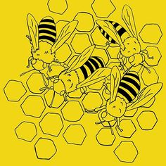 The Busy Bees