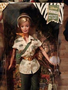 Barbie Disney Animal Kingdom 1998 Doll for sale online