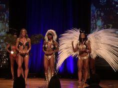 Fama e Sucesso Carol Porcelli fatura título de Diva Fitness em Miami - Fama e Sucesso