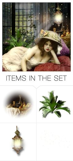 """""""Belle Époque"""" by almadiana ❤ liked on Polyvore featuring art"""