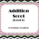 Addition Scoot is a fun and fast paced way to practice simple addition problems.  Included: Directions 24 Task Cards Answer Sheet Answer Key  Follo...