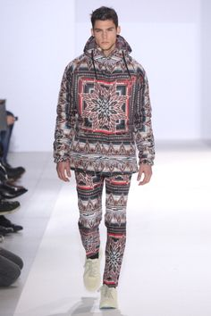 Christian Lacroix Homme Menswear Autumn/Winter 2013