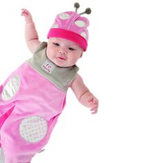 Baby Aspen, Snug As a Bug Ladybug Snuggle Sack, 0-6 Months -- Insider's special review you can't miss. Read more  : Baby clothes
