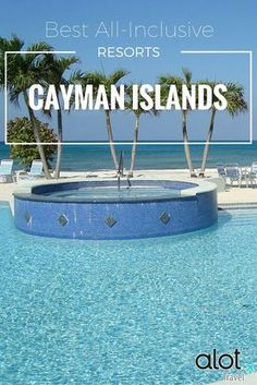 Your ultimate list of the best all-inclusive resorts in the Cayman Islands. (unlimited food, drinks & gorgeous ocean views for cheaper than you think! Caribbean All Inclusive, All Inclusive Family Resorts, Caribbean Resort, Caribbean Vacations, Dream Vacations, Vacation Trips, Vacation Spots, Vacation Ideas, Beach Vacations