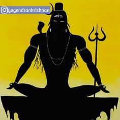 No photo description available. Lord Mahadev, Chest Tattoo, You Working, Daily Devotional, Lord Shiva, Ganesha, Krishna, Canvas Art, Art Gallery