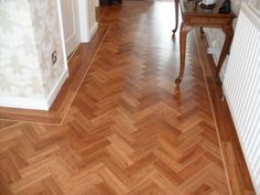 Simple And Easy Steps To A Successful Home Improvement Project – Builder Pros Amtico Flooring, Hall Flooring, Wooden Flooring, Flooring Ideas, Chesterfield Living Room, Best Flooring For Kitchen, 1930s House, House Entrance, Entrance Halls