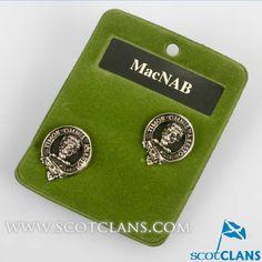 MacNab Clan Crest Cu