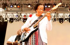 """FEATURE: The Badass Talent of Beverly """"Guitar"""" Watkins - The 76-year-old Atlanta Roots Music Legend – AFROPUNK"""