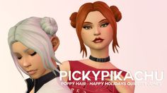 Lana CC Finds - pickypikachu: Happy Holidays @quiddity-jones!!! ...