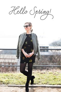 Spring Outfit / Foxycheeks