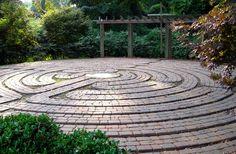 Charlotte Labyrinths, Spiritual Labyrinths