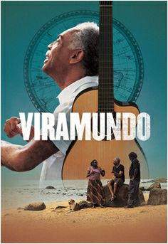 """A musical journey with Gilberto Gil"" A documentary film directed by Pierre-Yves Borgeaud 