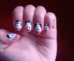 COWS! i did this it looks awesome :D