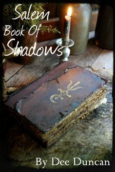 Salem Book of Shadows E-Pattern