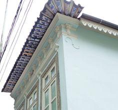 Azulejos antigos no Rio de Janeiro: Laranjeiras II - Praça São Salvador