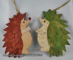Autumn Crafts, Fall Crafts For Kids, Nature Crafts, Diy For Kids, Leaf Crafts, Diy And Crafts, Arts And Crafts, Paper Crafts, Autumn Activities
