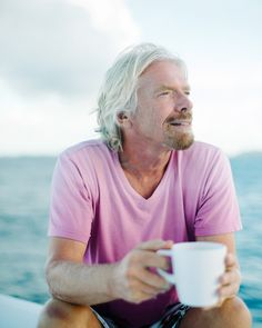 Richard Branson is an inspiration to millions of young entrepreneurs all over the world #leadership #branson