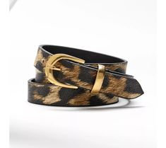 Opasok so zvieracím vzorom Cuff Bracelets, Belt, Accessories, Outfits, Jewelry, Products, Fashion, Coin Purses, Conkers