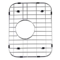 Lenova G603 Stainless Steel Kitchen Sink Grid | Grids For Kitchen Sinks | Stainless  Steel Grids | Pinterest | Stainless Steel Kitchen, Sinks And Stainless ...