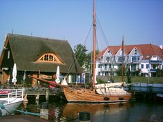 Zingst is a town in Mecklenburg-Vorpommern, Northeastern Germany, between the cities of Rostock and Stralsund on the southern shore of the Ostsee (Baltic Sea). The area is part of the Pomeranian coast...