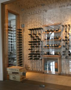 Modern Wine Small Cellar Ideas