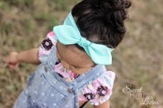 Retro Headband Tutorial