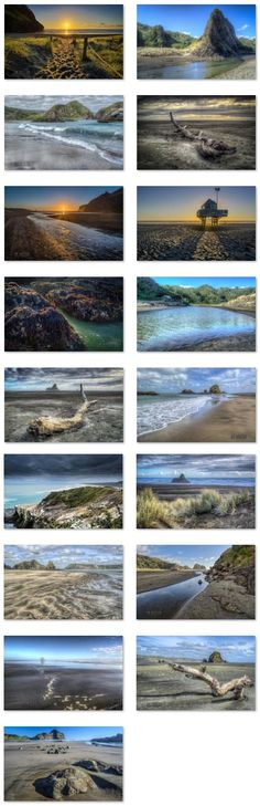 West Coast NZ by lan Rushton | Desktop Fun: New Zealand Landscapes, West Coast theme for Windows ...