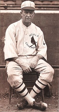 Was Grover Cleveland Alexander Either Drunk or Asleep When He Was Brought in to Pitch in Game 7 of the 1926 World Series? Best Baseball Player, Baseball Star, Nationals Baseball, Baseball League, Better Baseball, Baseball Photos, Sports Photos, St Louis Baseball, St Louis Cardinals Baseball