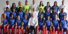 Football - Euro Femmes - L'équipe de France féminine participera bientôt aux JO de Rio.  (FFF/D.R)