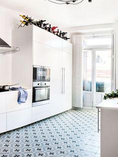 Un appartement entre vintage et classique | PLANETE DECO a homes world |