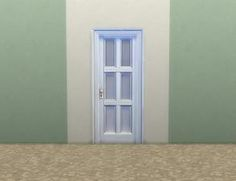"""Mod The Sims - Two-Tile """"Perfect Pane"""""""