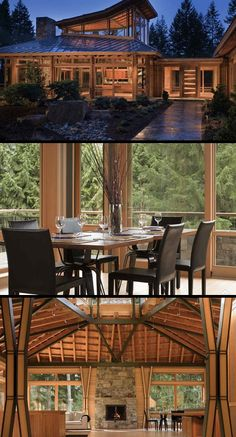 Pacific Northwest style home | My Style | Pinterest | Pacific ...