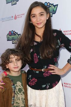 Video: Rowan Blanchard And August Maturo Interviewed By Reality Check