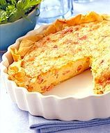 Weight Watchers Bacon and Swiss Quiche (3 Points)