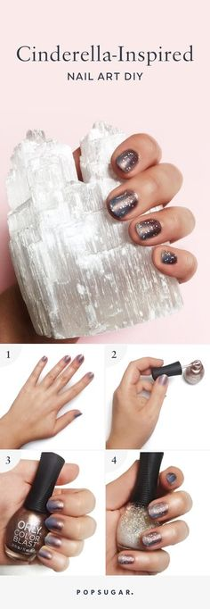The perfect nails for the Disney lover