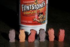 Flintstones Vitamins!
