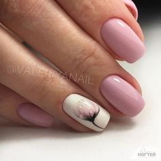 The advantage of the gel is that it allows you to enjoy your French manicure for a long time. There are four different ways to make a French manicure on gel nails. Chic Nails, Classy Nails, Stylish Nails, Trendy Nails, Square Nail Designs, Nail Art Designs, Nail Designs Spring, Nails Design, Pretty Nail Art