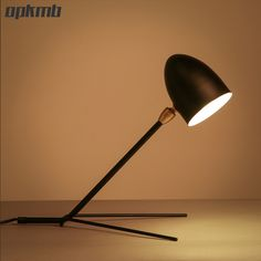 Nordic iron table lamp   aj desk lamp modern stylish brief table lighting for living room hotel cafe bar