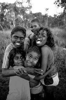 """Aboriginal Children in Australia, Belinda Mason"